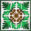 ハワイアンキルト パンの木