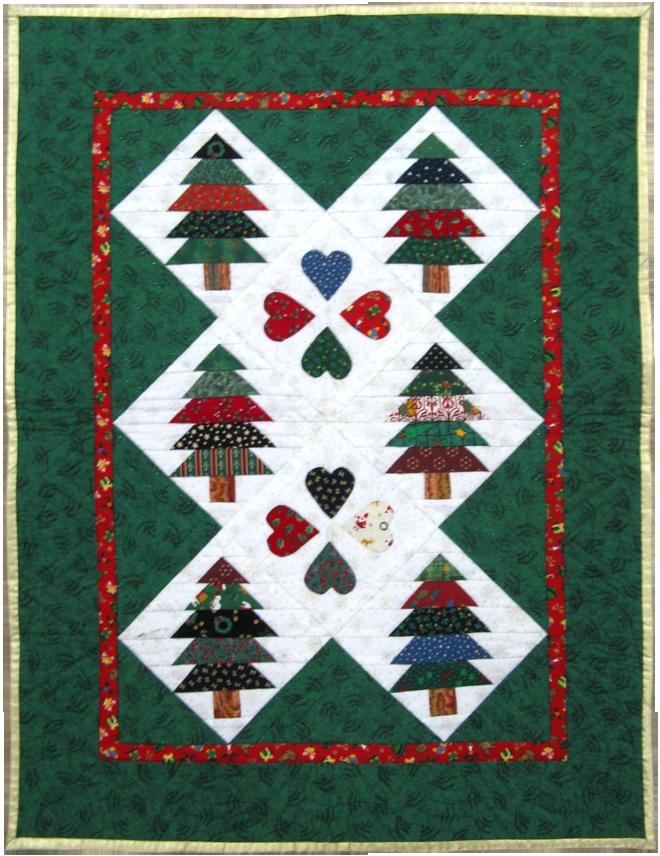 クリスマスツリー 6本