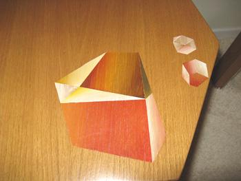 スイス 机の上のデザイン